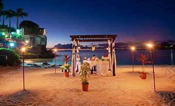 Beach Diner Pergola