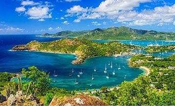 Antigua's South Coast